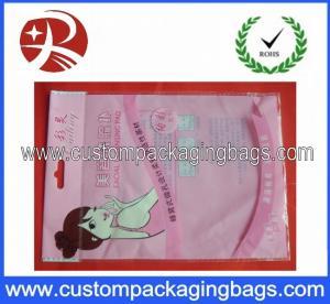 Buy cheap 側面は/再生利用できる小さい注文の包装袋 OPP のプラスチックを非印刷しました product