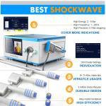 Buy cheap エドの処置LI-ESWTのための普及した有効な衝撃波療法機械 product