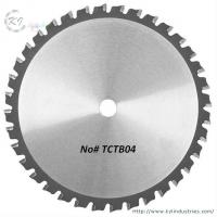 Buy cheap TCT Circular Saw Blade for Cutting Brass and Copper product