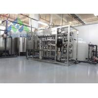 Large Capacity Desalination And Water Treatment Plant , Seawater Desalination System
