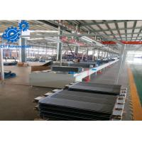 Buy cheap Custom Voltage Air Conditioner Assembly Line Accurate Synchronous Conveying product