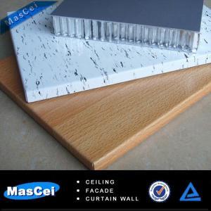 Quality Aluminum Honeycomb Core Sandwich Panel for sale