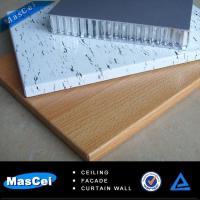 Buy cheap New construction aluminum honeycomb composite material product
