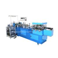 Buy cheap Disposable Medical Head Cover Non Woven Bouffant Cap Making Machine product