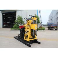 Buy cheap 100m Multi Purpose Hydraulic Core Drilling Machine , Water Well Drilling Rig product