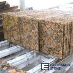 Buy cheap Giallo Fiorito Granite Tile product