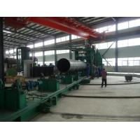 Buy cheap Fully Automatic Spiral Weld Pipe Machine High Speed ISO9001 LX800 Series product
