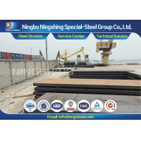 Buy cheap DIN CK50 / C50 / 1.1206 Carbon SteelFlat / Plate for Plastic Mould product