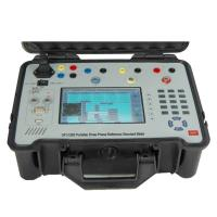 China Portable Electrical Test Equipment Three Phase Standard Meter English Display on sale