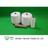 Buy cheap 30S 30/2 Knitting / Sewing Spun Polyester Yarn PP Bag Packing product