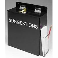 Quality Excellent Service Acrylic Suggestion Box with customer's design for sale