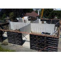 Buy cheap Vertical Wall Formwork System Composed With H20 Beams , Steel Walings , Plywood from wholesalers