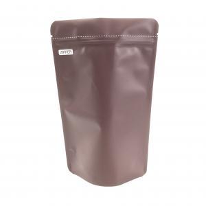 Buy cheap 28g VMPET Mylar Aluminum Foil Bag With Degassing Valve product