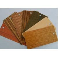 Buy cheap Heat Transfer Wood Grain Powder Coating , SGS Sublimation Coating For Metal product