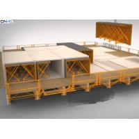 Buy cheap Construction Tunnel Lining Formwork System Easy Assembly / Disassembly product