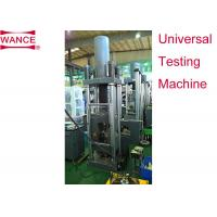 Buy cheap Computer Controlled Universal Testing Machine Laboratory Equipment 1%-100%FS product
