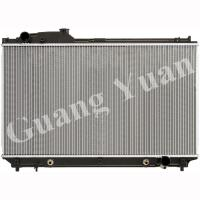 Buy cheap Tube Fin Core Toyota Aluminum Radiator For Lexus OEM 16400-50230 50250 DPI 2418 product