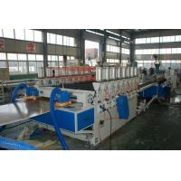 Buy cheap PVC Foam Board Machine / Extrusion Line 1220mm For Desk / Chair product
