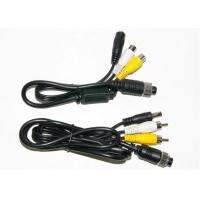 Buy cheap Colorful 4 Pin RCA BNC Cable , BNC Video Cable For Marine Equipment product
