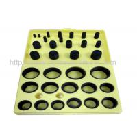 Buy cheap Hitachi Hydraulic O Ring Assortment Kit , Rubber High Pressure O Ring Kits product