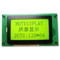 Buy cheap Módulo gráfico LCM 12864A del LCD product