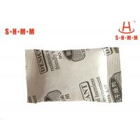 Buy cheap Natural Clay Calcium Chloride Desiccant , Small Desiccant Packs Non - Corrosiveness product