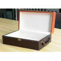 Buy cheap Large Colorful Printed Gift Boxes Embossing  , Gloss Finished For Jewelry Packing product