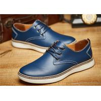 Buy cheap Round Toe Mens Leather Dress Shoes ,Casual Male Shoes With Goodyear Welt product