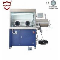 China Large Glove Box with Gas Purification System and Digital Control wholesale