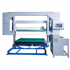 Buy cheap automatic pu foam profile cutting machine cnc cutting machine for flexible foam from wholesalers