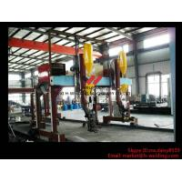 Buy cheap Two Welding Arm Mobile Gantry Type Welding Machine For H Beam Welding Seam product