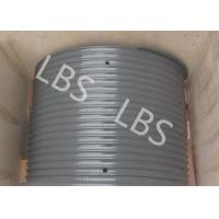 Buy cheap Deck Machinery Winch Lebus Sleeve Steel Wire Rope Split Sleeve product