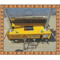 Buy cheap Ready Mix Mortar Wall Rendering Machine Auto With 4mm - 30mm Thick Guangdong Manufacture product
