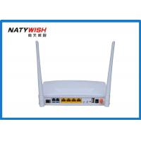 Buy cheap 600MHZ CPU GPON Wireless Router Plug And Play 4 * 1000M Ethernet 2 * FXS Ports product