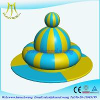 China Hansel high quality children soft indoor playground equipment for sale on sale