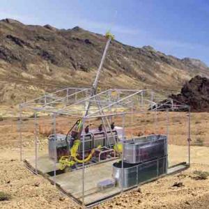 Buy cheap Hydraulic Diamond Core Drilling Equipment High Efficiency 600M Depth Capacity product