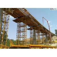 Buy cheap Durable Bridge Formwork Systems High Precision Wide Range Height Adjustment product