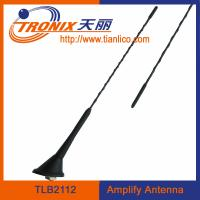 Buy cheap foldable mast car antenna/ roof mount car electronic antenna/ amplifier am fm car antenna TLB2112 product