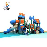 Buy cheap Waterproof Funny Kids Playground Slide , Indoor Climbing Toys For Toddlers product