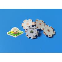Buy cheap SMD3535 LEDs 200lm Ceramic 3Watt RGBW Full Color 4in1 LED Components product