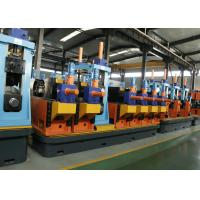 Buy cheap Automatic ERW Tube Mill For Pipe Making Machine Max 50m/Min Speed from wholesalers