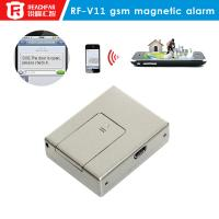 Buy cheap Hot! Door lock SIM RF-V11 mini Independent GSM Door Magnetic and Vibration Alarm With Active Listening product