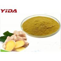 Pharmaceutical Yellow Dry Ginger Powder Help Stimulate Blood Circulation