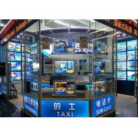 Buy cheap Single Sided Advertising Crystal Led Light Box DisplayMagnetic With Acrylic Frame product