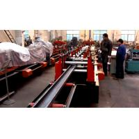 Buy cheap High Quality Galvanized Steel C / Z Purlin Roll Forming Machine , C Purlin Production Line product