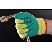Buy cheap Latex coated glove,rubber glove,safety glove product
