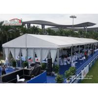 Buy cheap 500 People 20X20 Party Tent With Sidewalls , Canopy Party Tent product