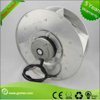 Buy cheap FFU EC AC Centrifugal Blower Fan Back Curved For Houses / Buildings Ventilation product