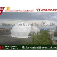 Steel Structure Large Geodesic Dome Tent ForEvening Party Campaign Advertising