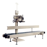 China Height Adjustable 50HZ Industrial Sewing Machine For Tobacco on sale